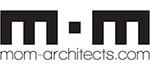 Logo mom-architects.com